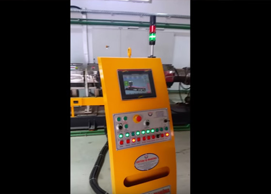 Plastik Extruder (Granül) Makineleri Otomasyonu
